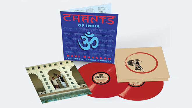 Chants of India Vinyl Re-Release