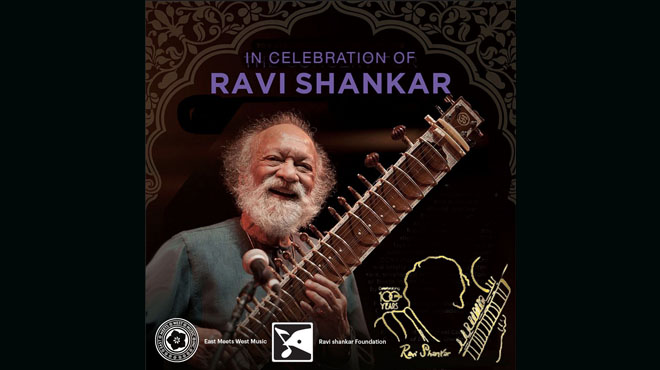 Celebrating Ravi Shankar's Centennial